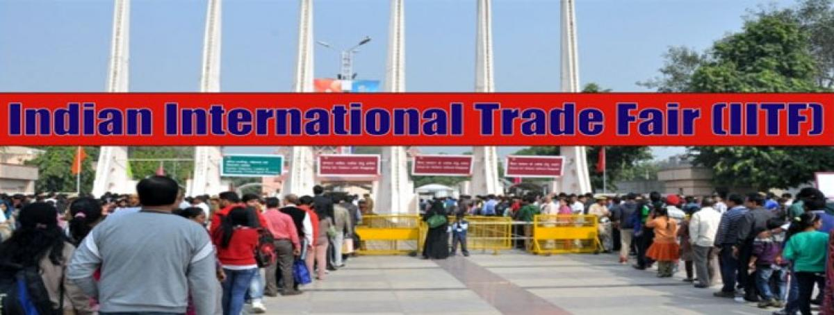 Indias largest trade fair opens with exhibitors from 28 nations