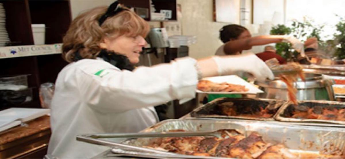 Muslim Farmer Unbelievable Donation to Kosher Soup Kitchen