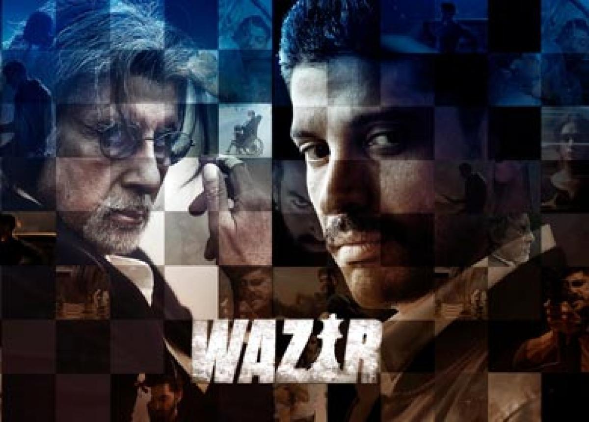 Wazir mints Rs.44 crore in first week