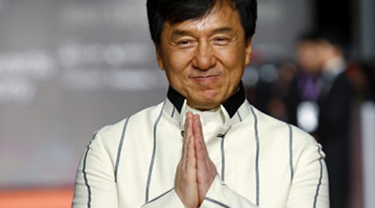 Want to meet Jackie Chan? Head to Jaipur