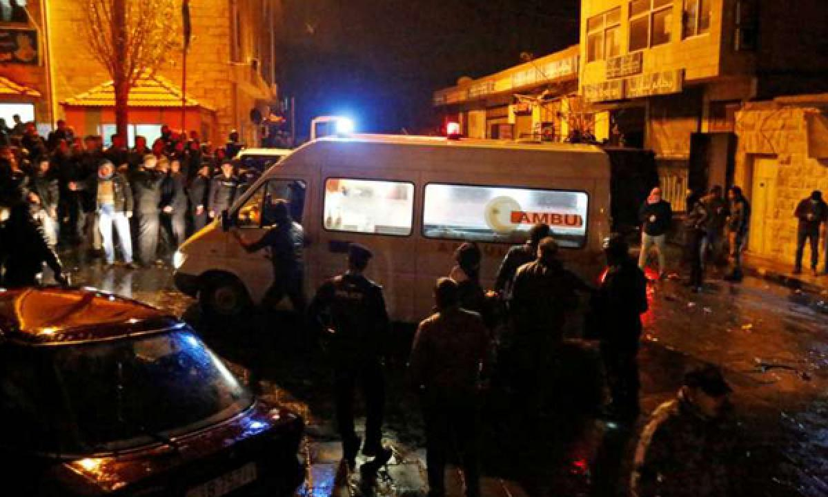 Jordan castle siege: Interior minister  says Gunmen planned wider attacks