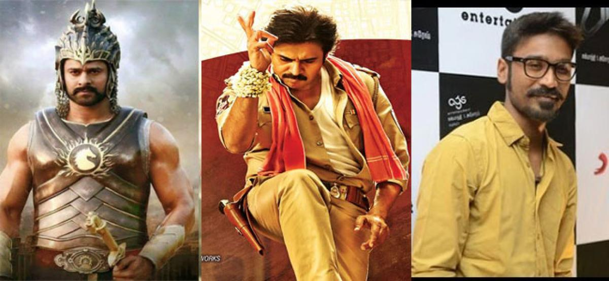 Will Pawan get as lucky as Prabhas and Dhanush?