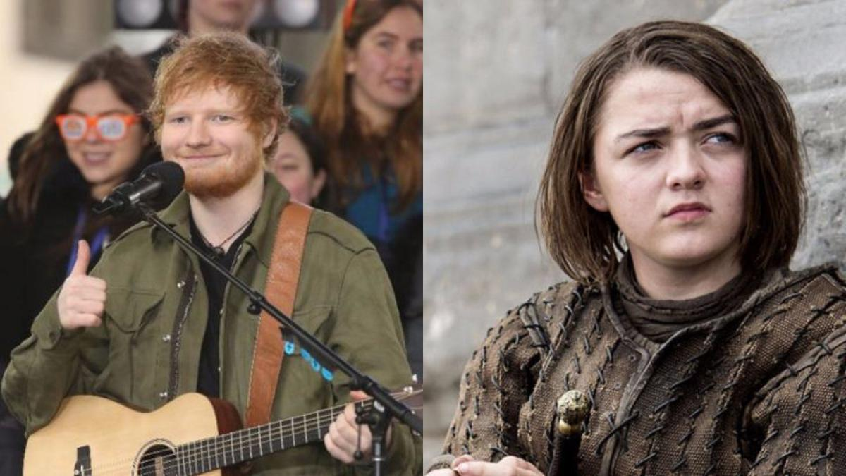Ed Sheeran to sing his way into Game of Thrones