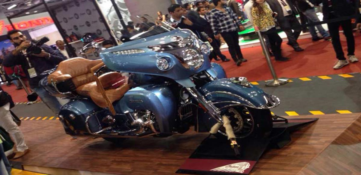 The showstoppers of Auto Expo