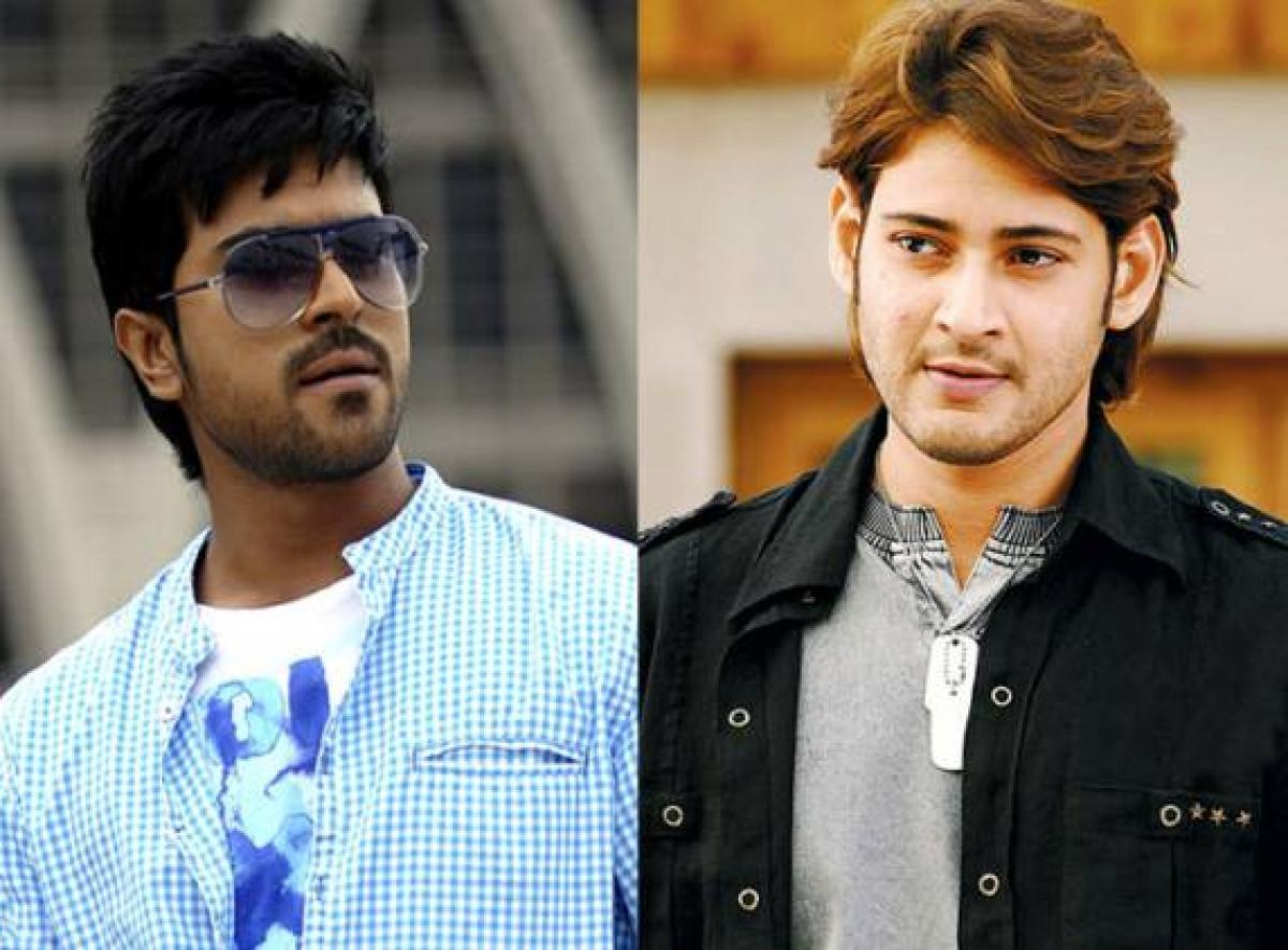Ram Charan stepping back for Mahesh Babu Spyder film?