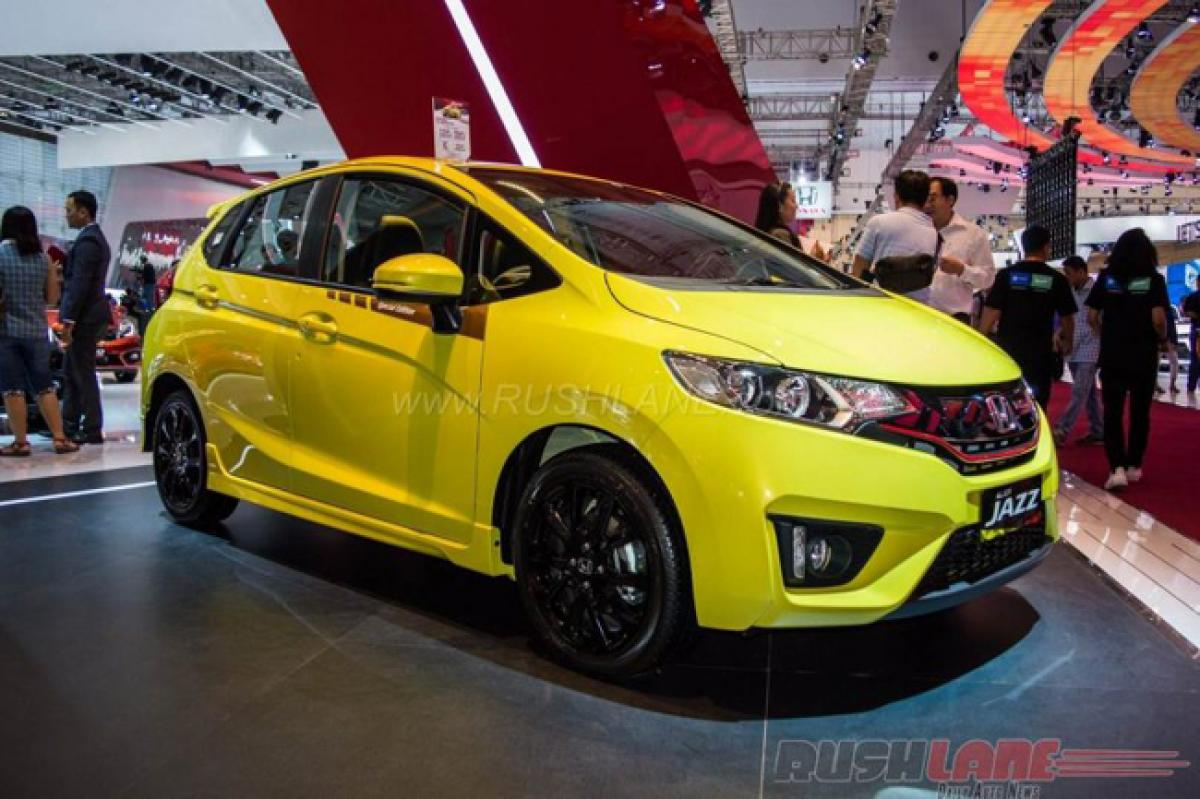 Honda Jazz RS Special Edition ups the spice