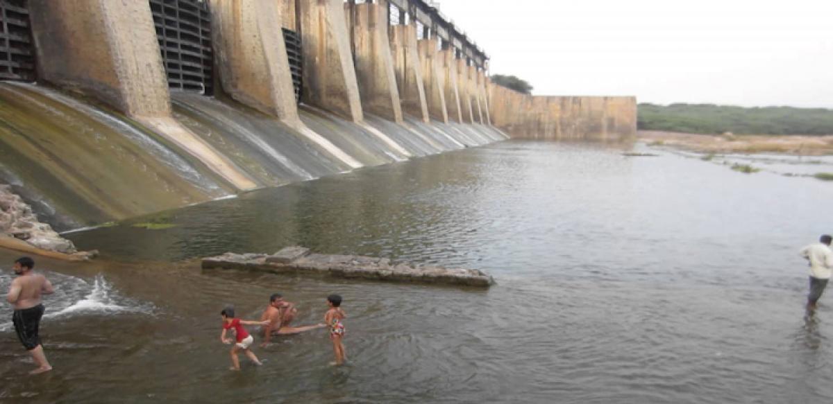 Water crisis stares at Hyderabad