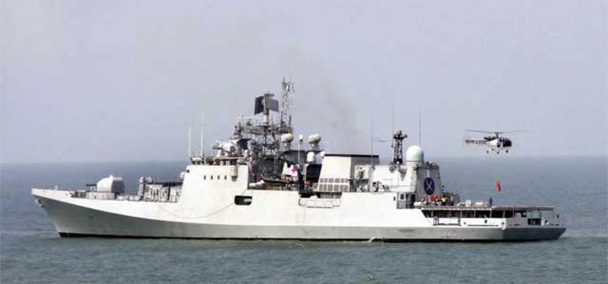 Indian Coast Guard repatriates six fishermen from Sri Lanka