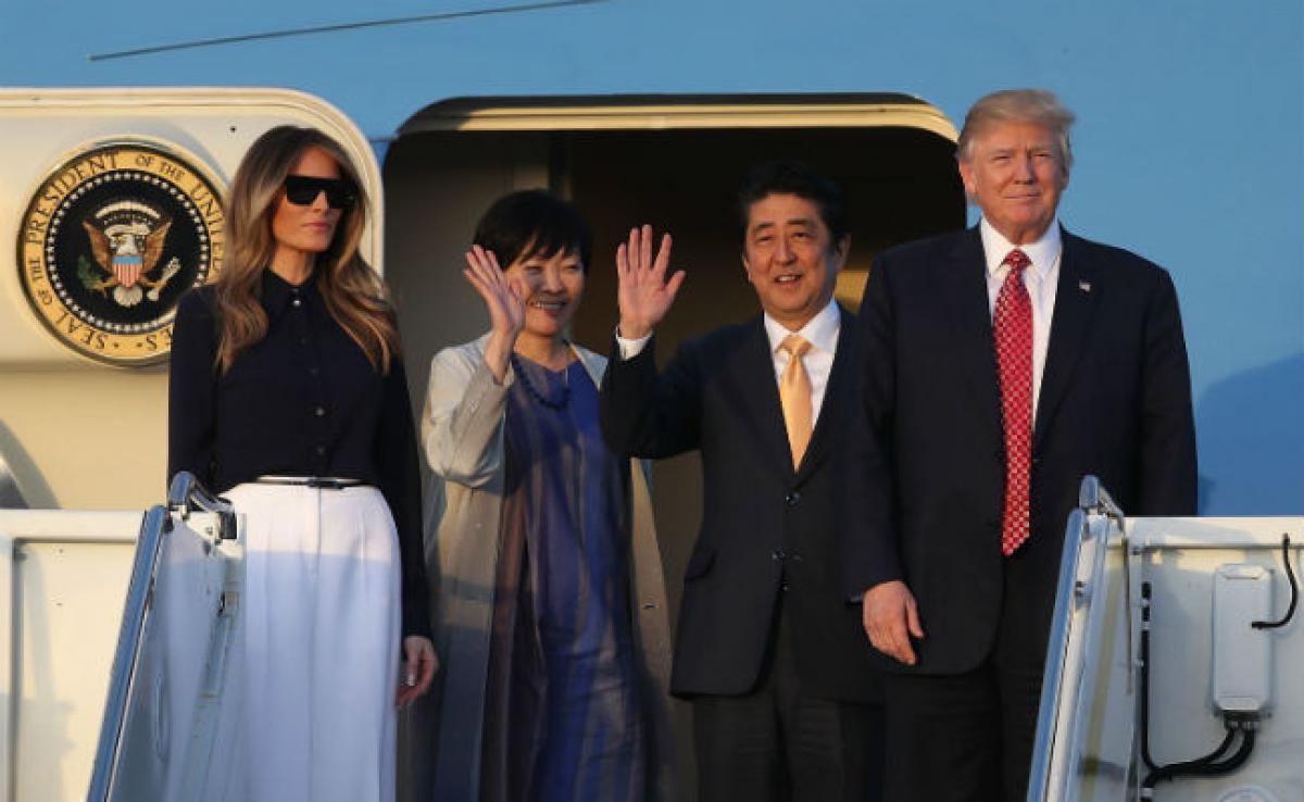 US, Japan First Ladies: Both Unconventional Yet Poles Apart