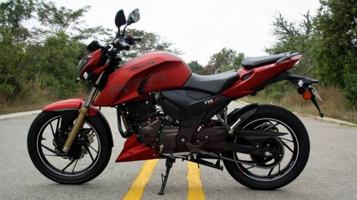 Now, buy TVS motobikes on Snapdeal