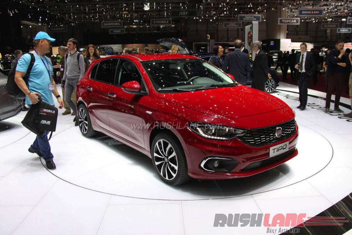 Check out Fiat Tipo hatchback features Geneva Motor Show 2016