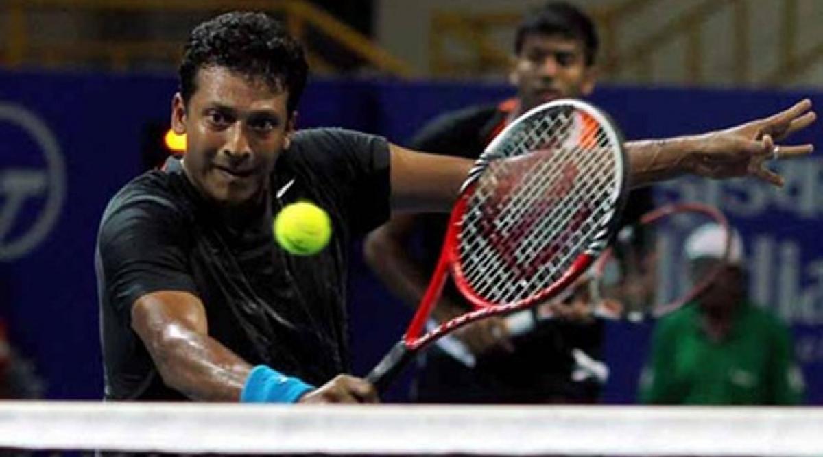 Mahesh Bhupathi named Indias next non-playing Davis Cup Captain