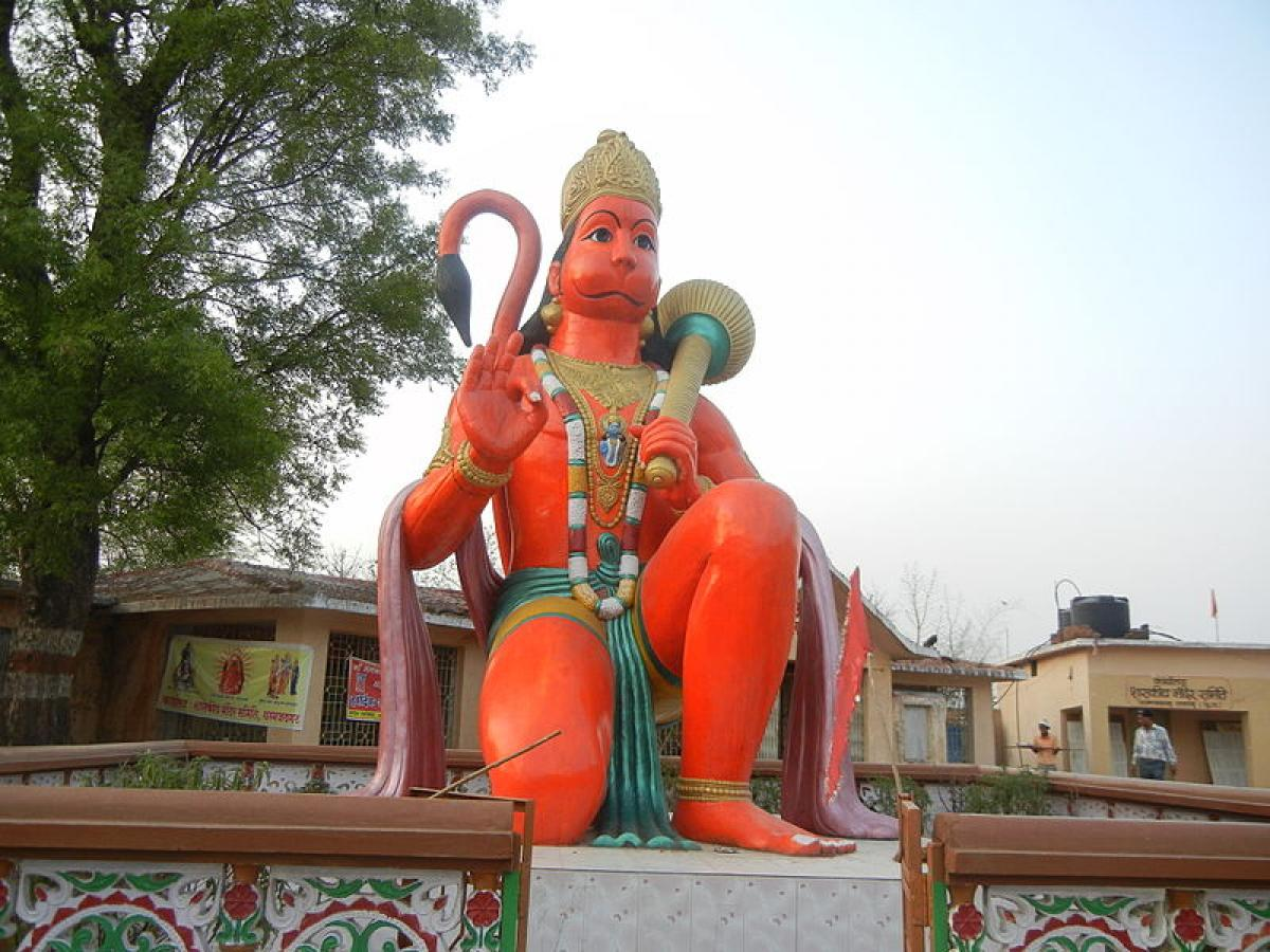Hindus to push for Hanuman monument at Oklahoma Capitol if ballot amends Constitution