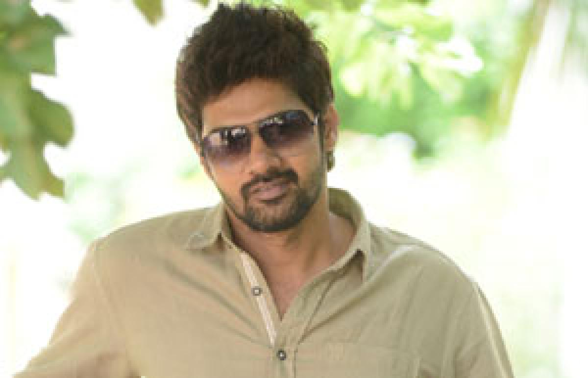Naveen signs another film
