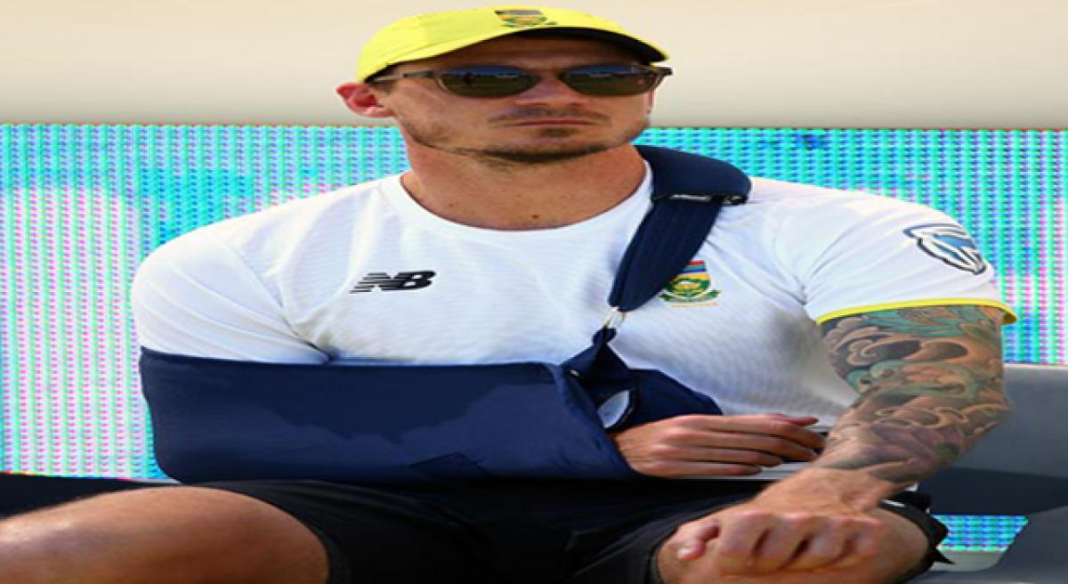 Steyn out for six months