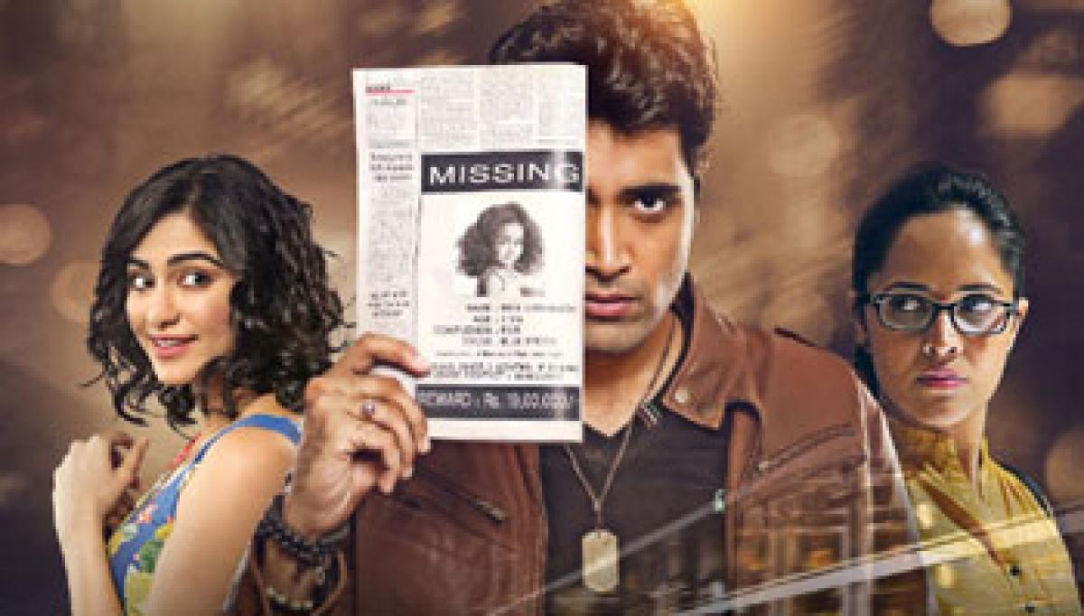 Kshanam to be remade in Tamil