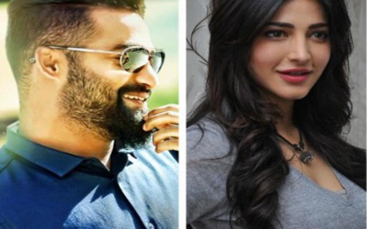 Shruti Haasan lands role in Jr NTRs Janatha Garage?
