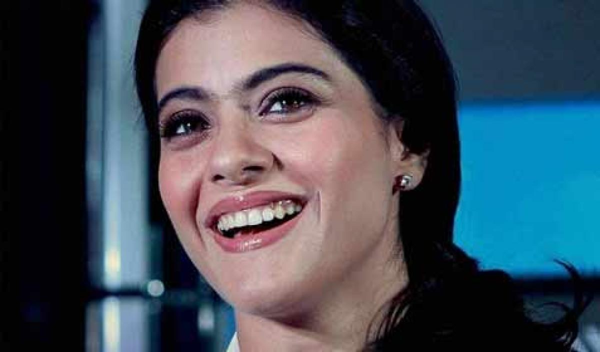 Its educative for kids to have a working mother: Kajol
