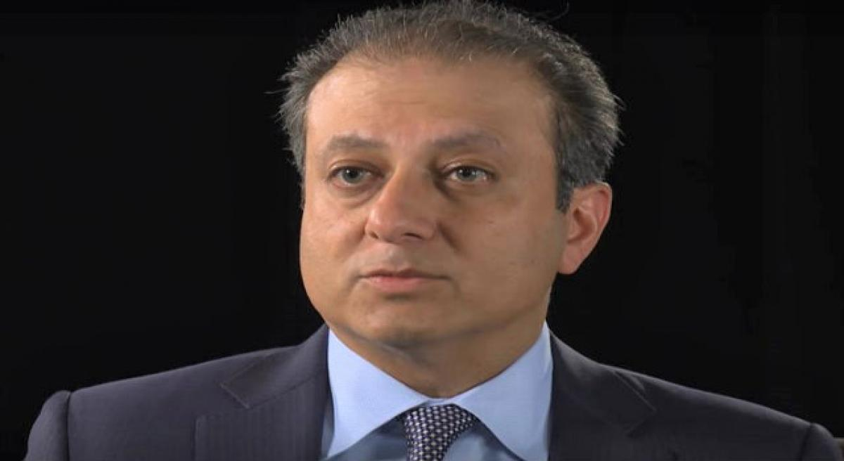 Bharara 'fired' after refusing to resign