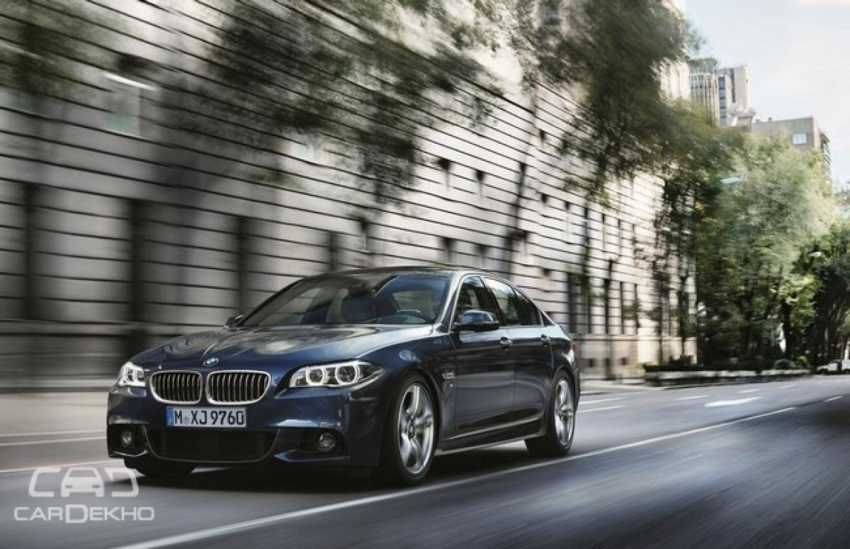 BMW 520d M Sport launched at Rs 54 Lakh