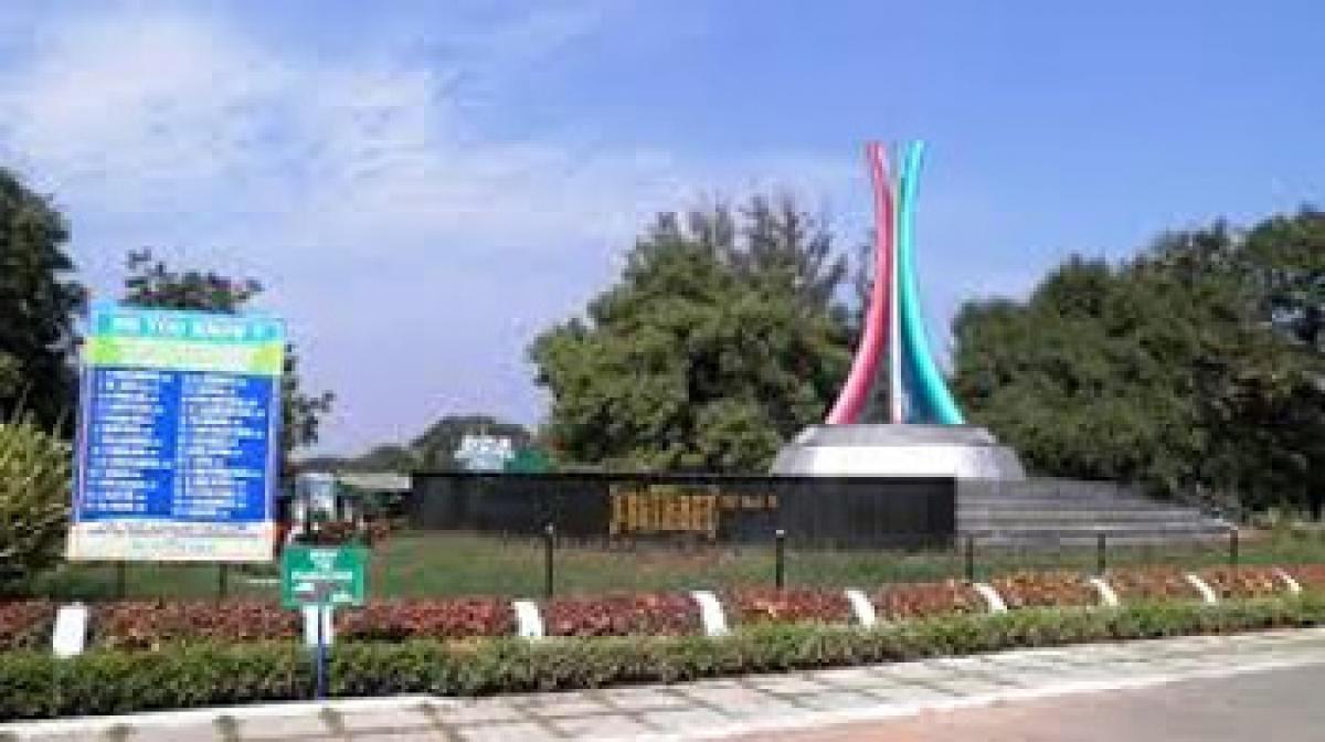 Meghalaya Minister visits Nehru Zoological Park