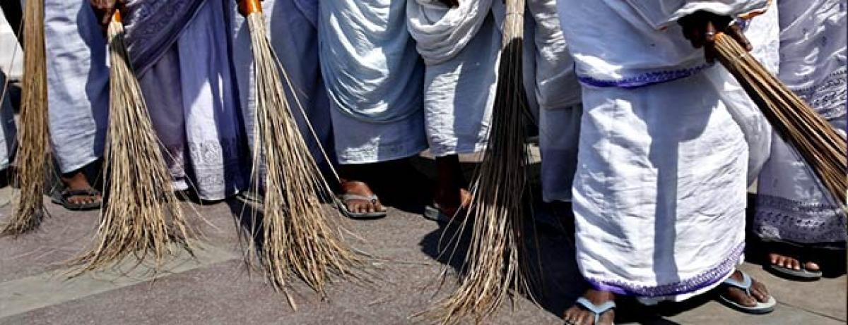 Urban trash targets not met by Swachh Bharat in March