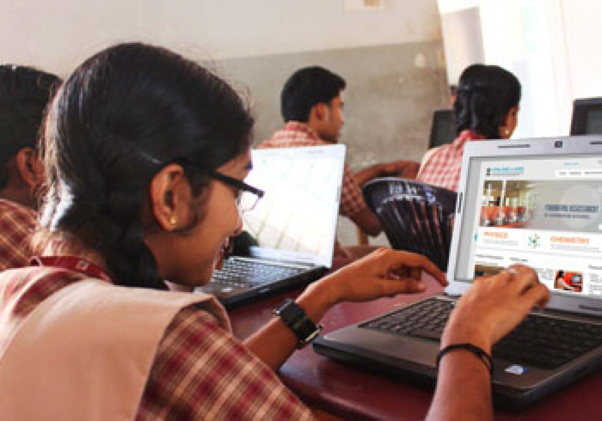 E- Learning Programme OLabs To Aid Virtual Experiments