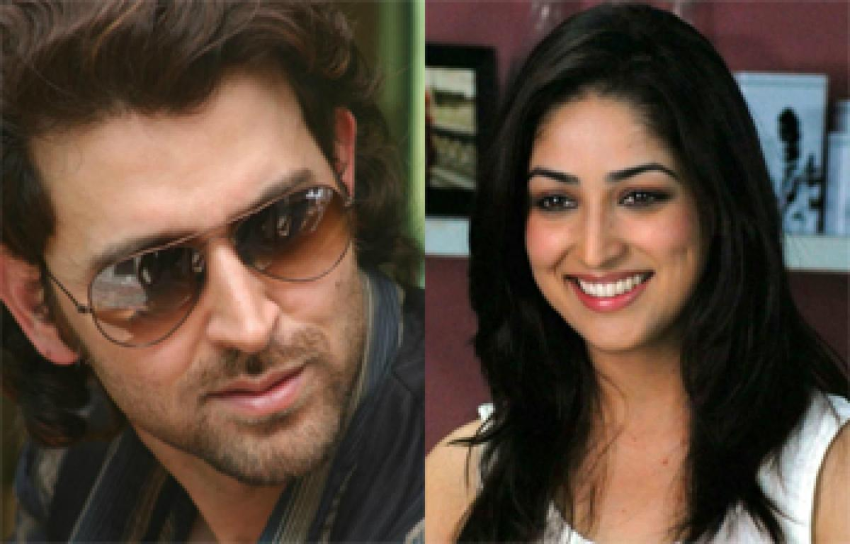 Hrithik,Yami-starrer `Kaabil` goes on floors today