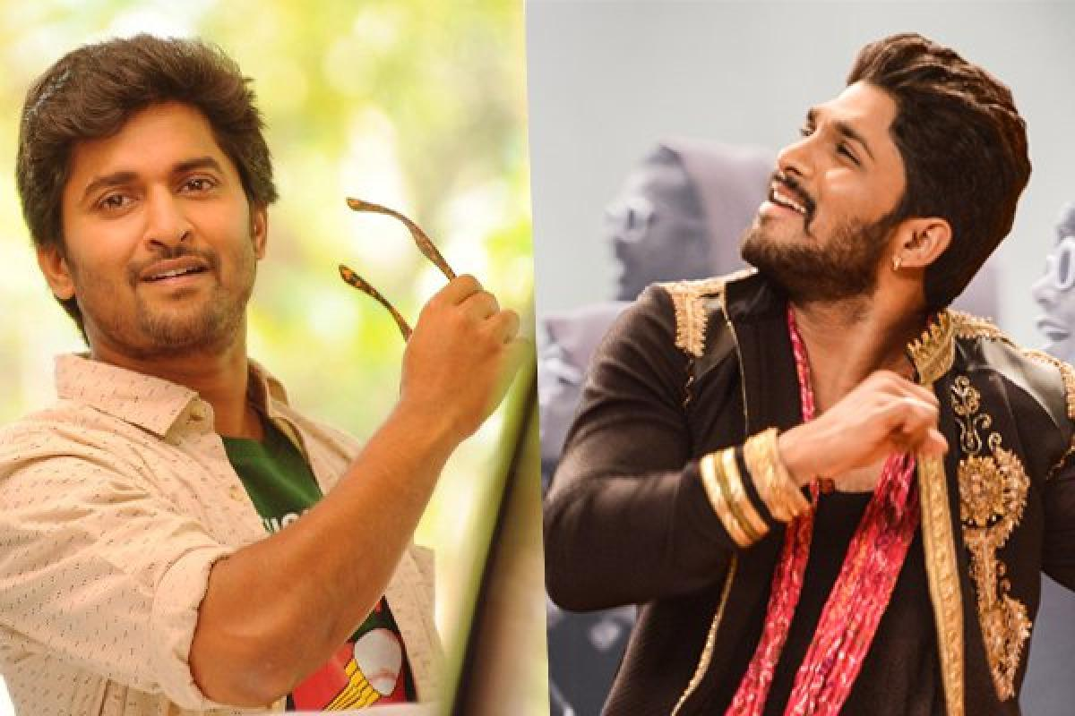 Will Allu Arjun enter Nanis League with Duvvada Jagannadham?