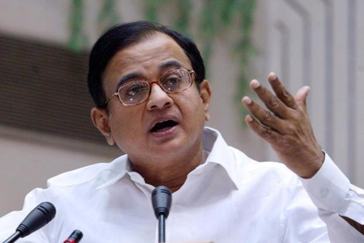 Chidambaram hits out at Arun Jaitley over 'alliance of subversion remark
