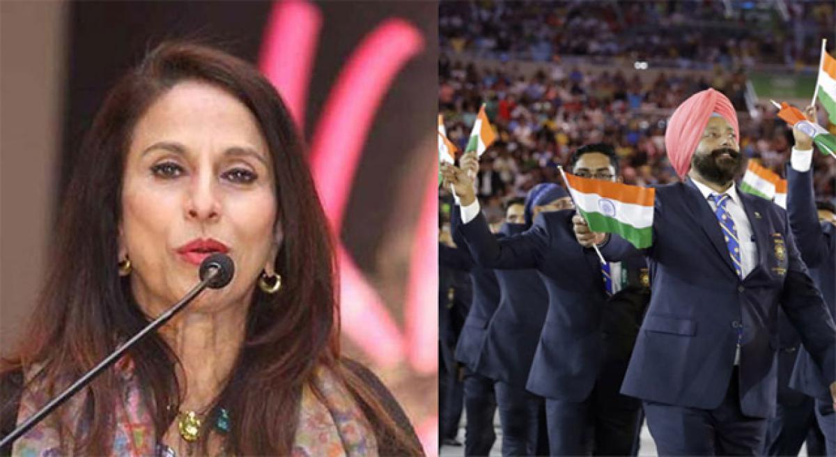 Olympic tweet unbecoming of a so called writer Shobhaa De