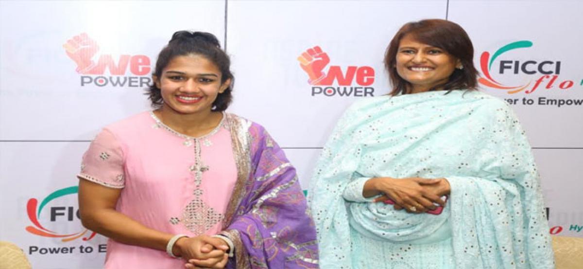 Babita Kumari hopes to set up academy
