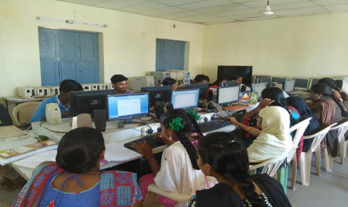 Enabling rural youth in career pursuits through computer education