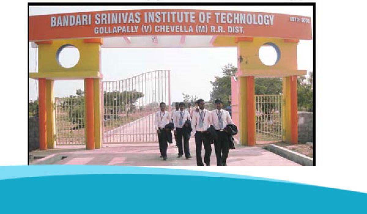 Bandari Srinivas Vidyanikethan: Parvasthu Creative Foundation