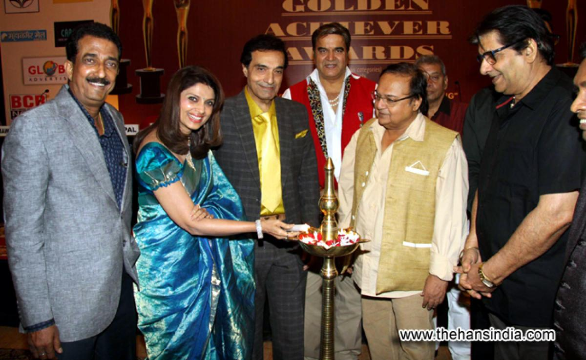 Photos: Golden Achiever Awards at The Club Andheri