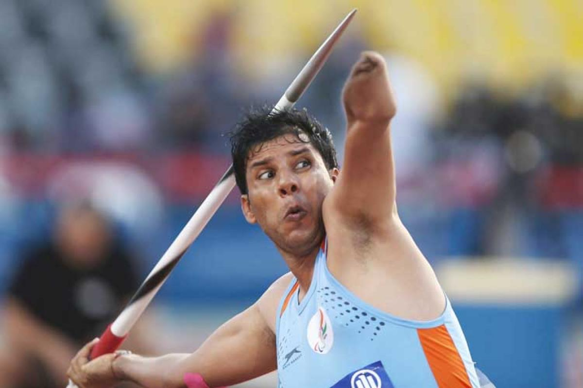 Paralympics 2016: Javelin thrower Devendra Jhajharia bags gold