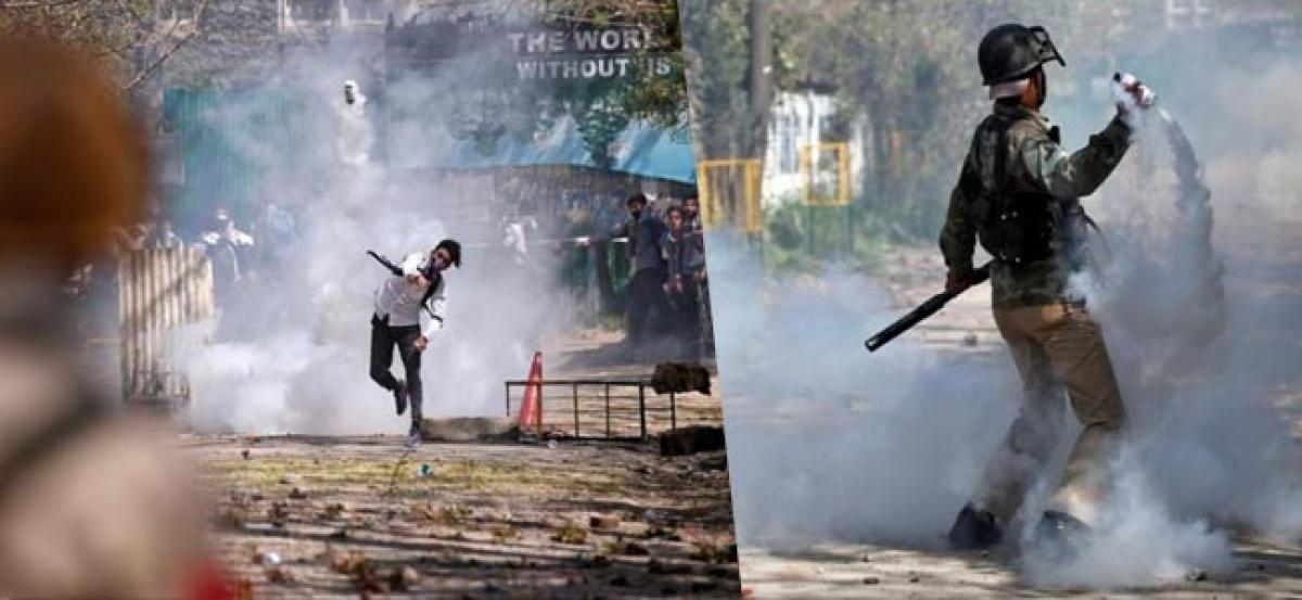 Violence spikes in Kashmir after videos inflame tension