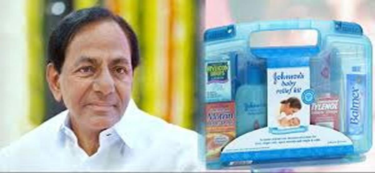 KCR Kits distribution from June 3