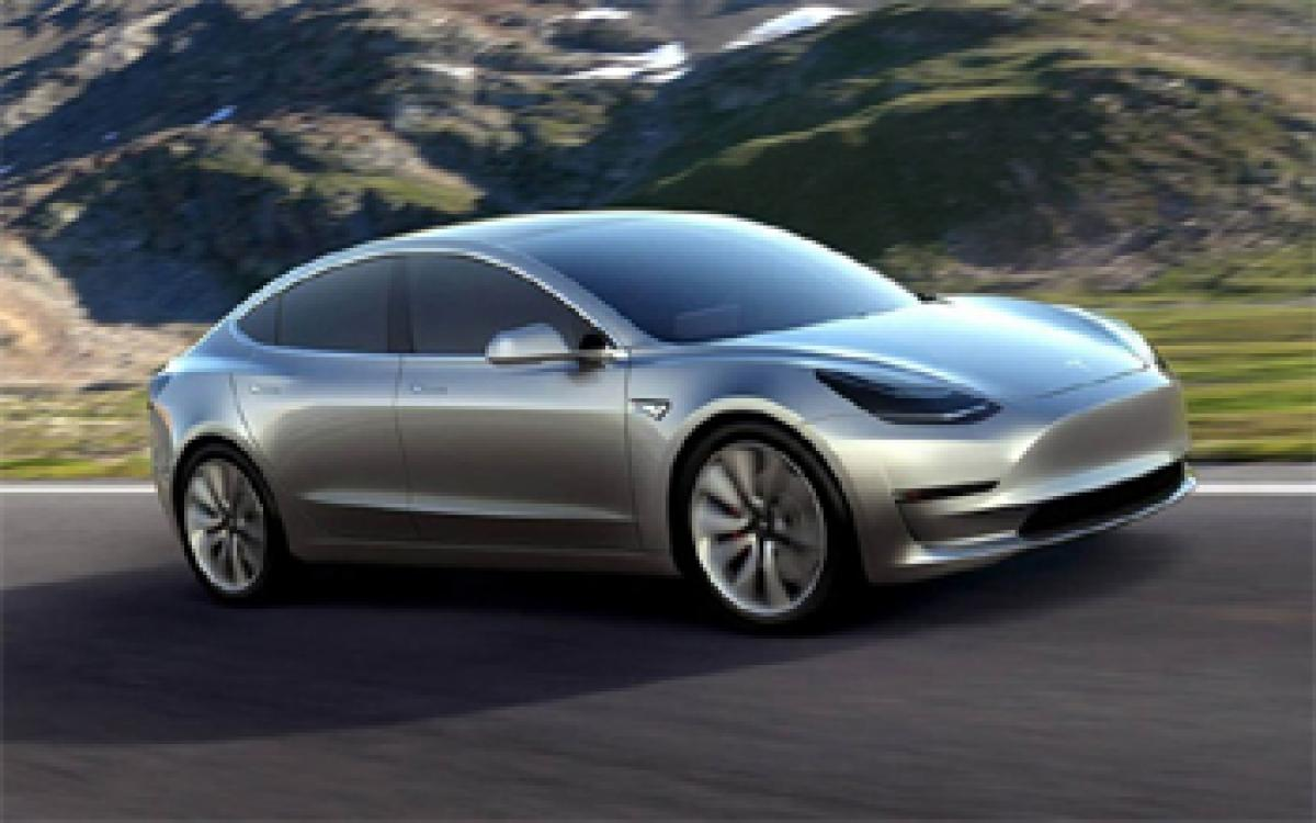 Tesla Model 3 is all set to be a game changer in India