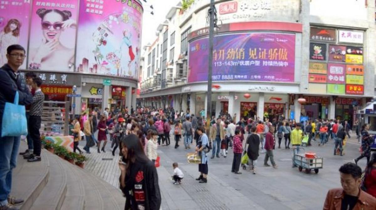 Chinas sharp economic slowdown – a walkthrough