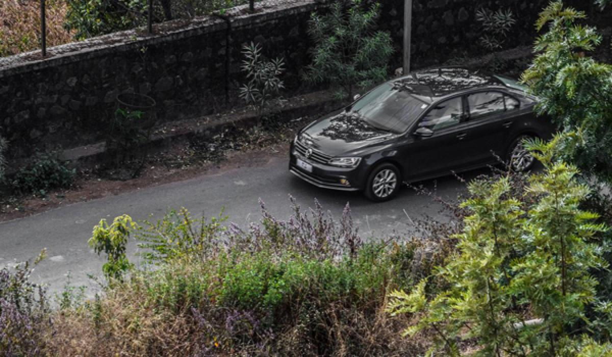 Its a wrap for Volkswagen Jetta in India