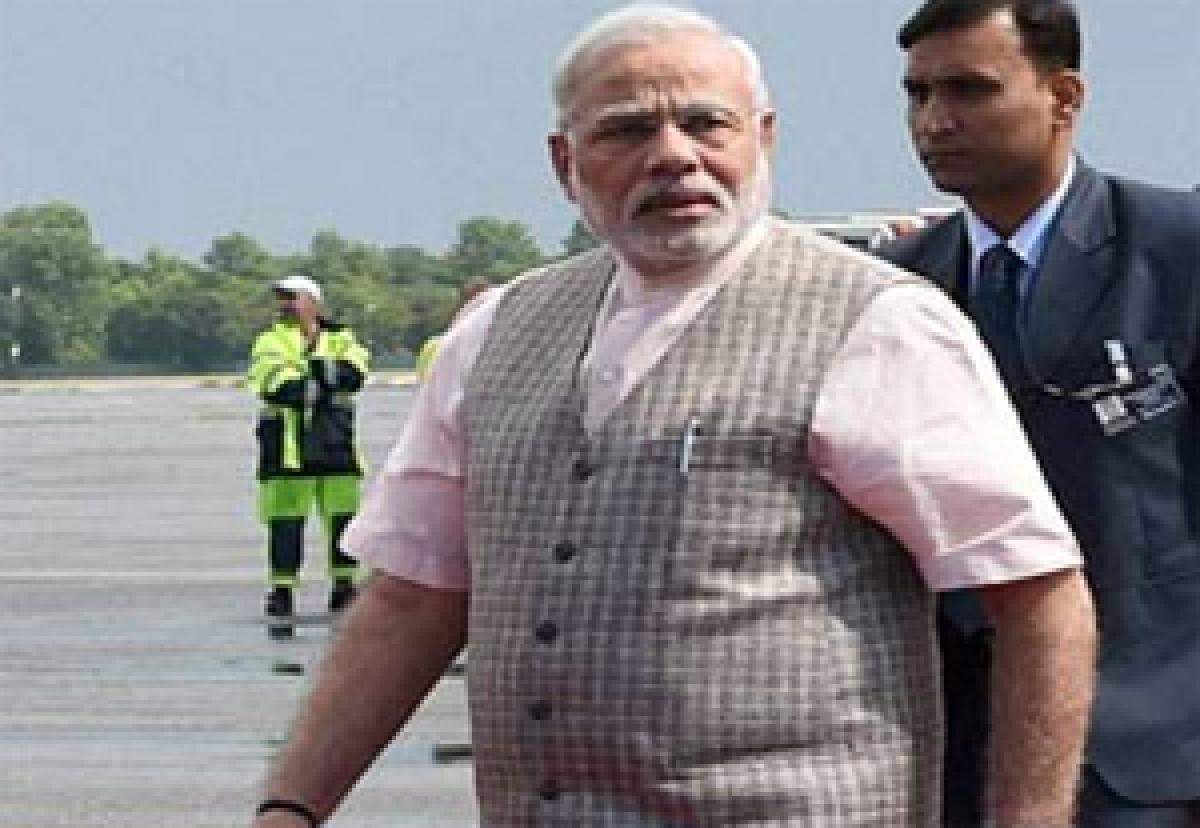 Modi attends SCO summit