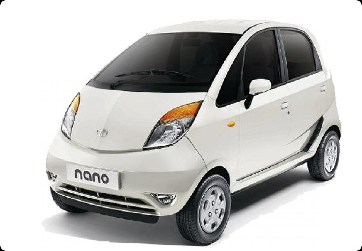 How Tata Nano saved a man attempting suicide in Ahmedabad
