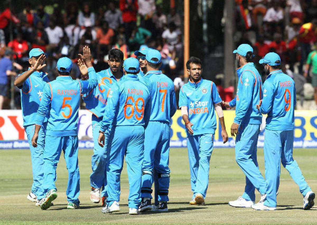 Zimbabwe tour: Indian arrested in rape case not cricketer