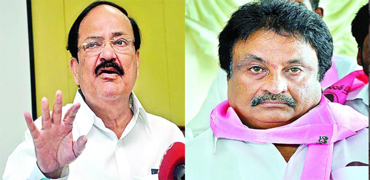 What AP gets, Telangana too should get, says TRS