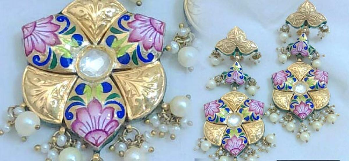 Hand crafted jewellery brand to showcase collection at Nimai