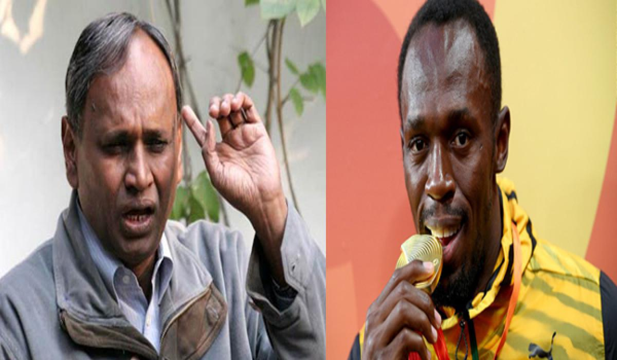 Eating beef won nine gold medals for Usain Bolt, thinks BJP MP!