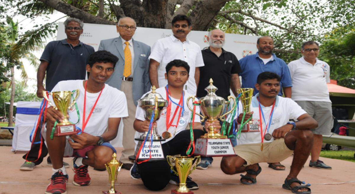 Tanishq wins two gold medals