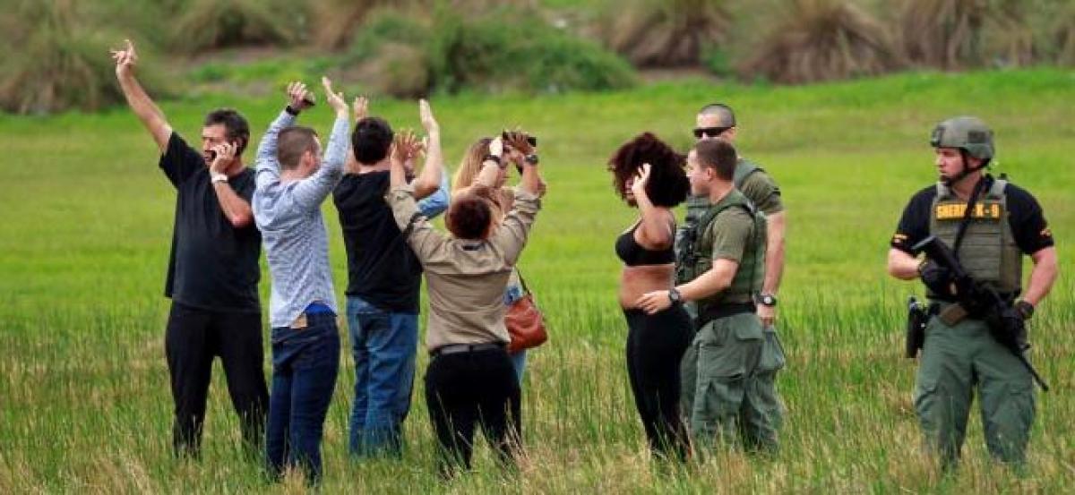 Retiree and volunteer fireman among Florida airport shooting fatalities