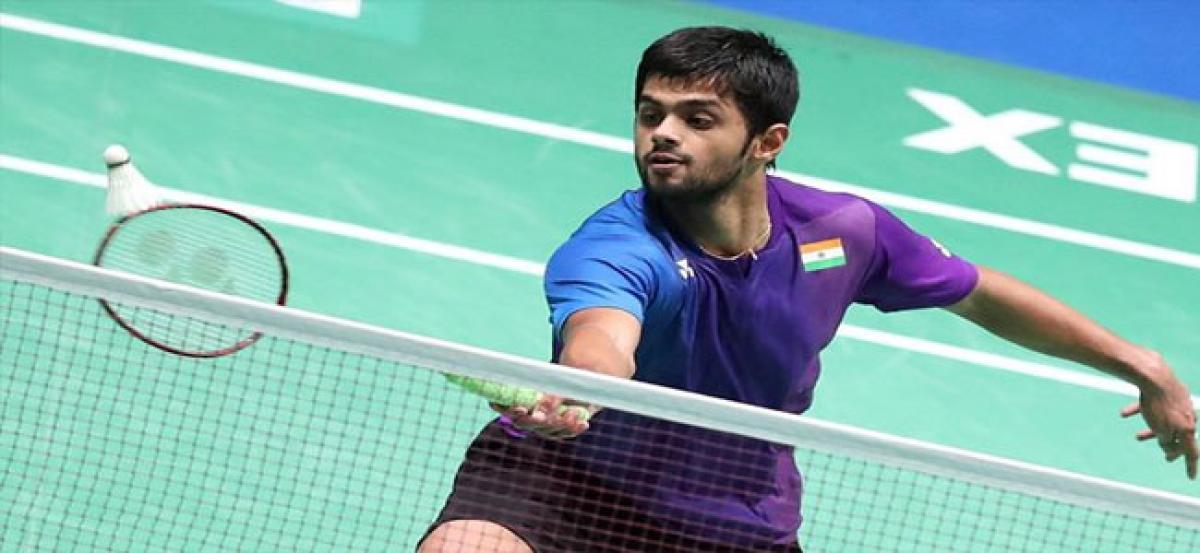 Badminton Association of India announces Rupees 3 lakh for Sai Praneeth